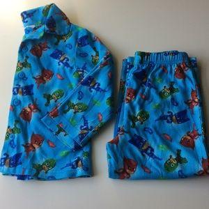 Other - 🐸Boys PJ Masks pajama set